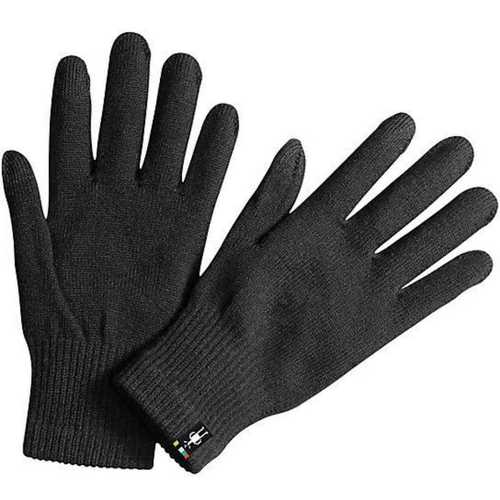 Full Finger Black Gloves