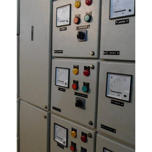 High Strength Motor Control Panel