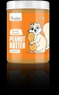 Highly Nutritious Classic Creamy Peanut Butter