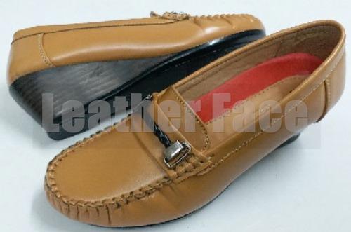Ladies Office Wear Heeled Loafers
