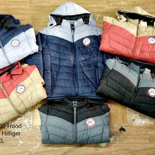 Mens Full Sleeve Designer Winter Jackets