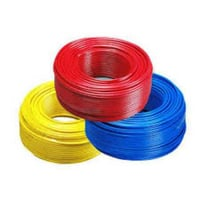 Multi Color Electric Wiring Cable