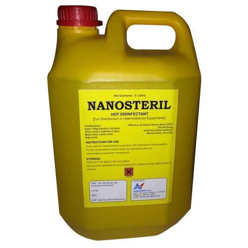 Nanosterile Liquid