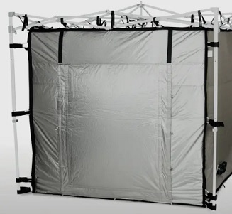 Rectangular Frame Tent