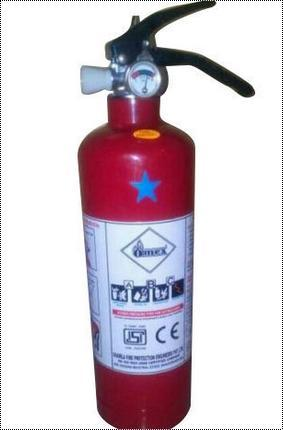 Red Color Fire Safety Extinguisher