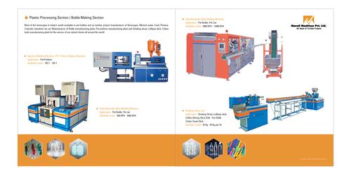 Semi Automatic Blow Molding Machine 1