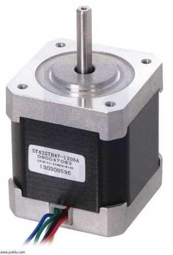Single Phase Stepper Motor