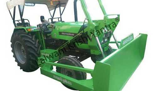 Tractor Mounted Land Leveler For Agricultural