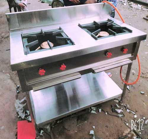Two Burnar Cooking Range