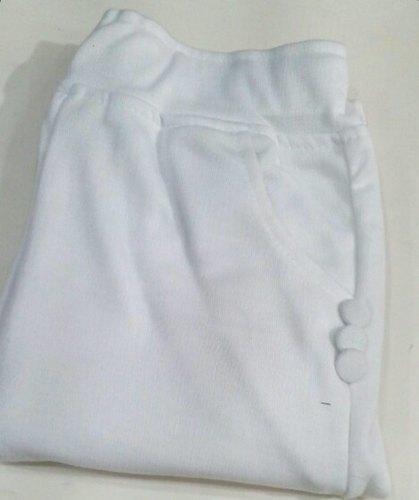 Woolen White Ladies Pant