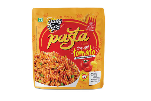 Yung Tung Instant Pasta with Saucemaker (Cheesy Tomato)