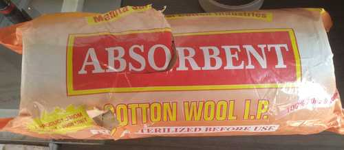 Absorbent Surgical White Cotton