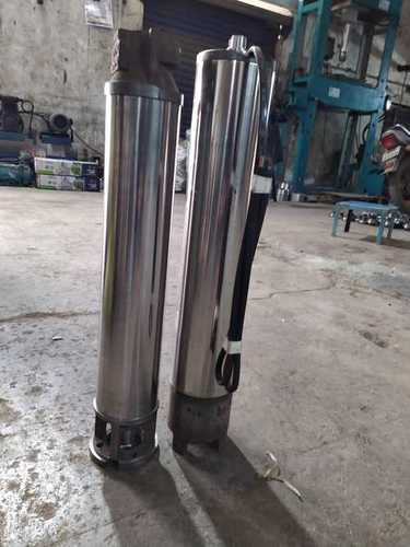 Agricultural Steel Submersible Pump