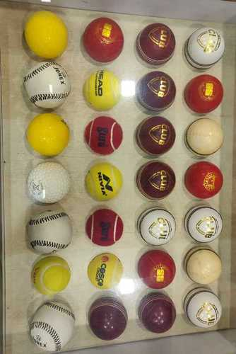 All Types of Cricket Balls