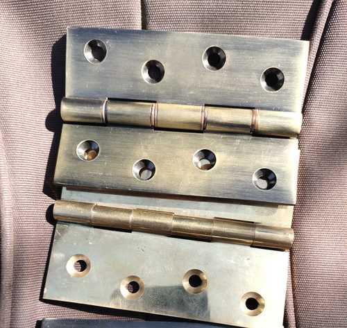 Brass H Door Hinges