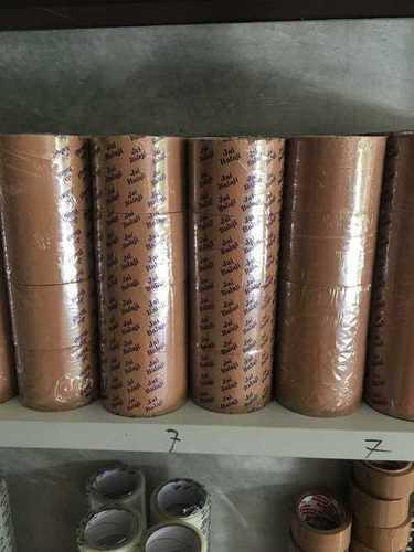 Brown Bopp Adhesive Tapes