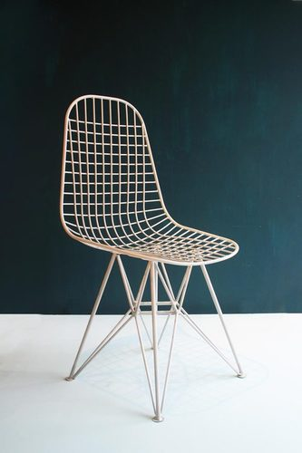 Classic Iron Wire Chair