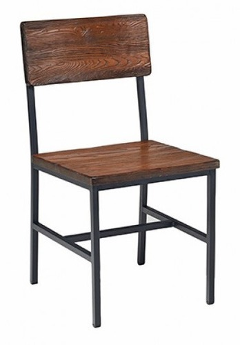 Contemporary Dining Metal Chair