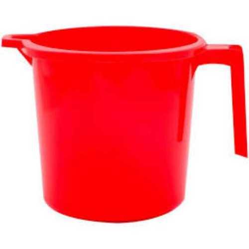 Durable Plain Plastic Bath Mug