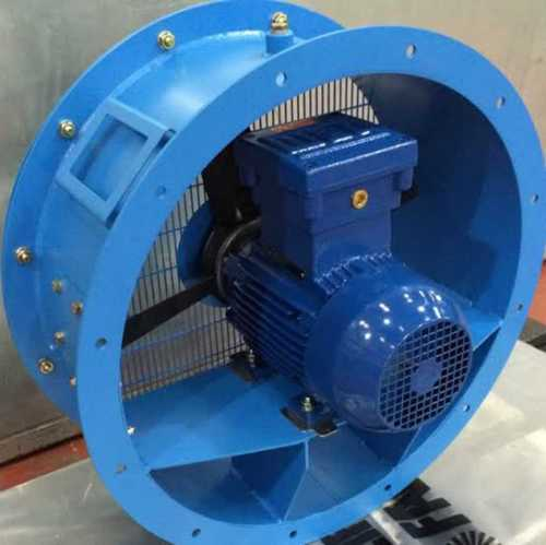 Electric Axial Flow Fans