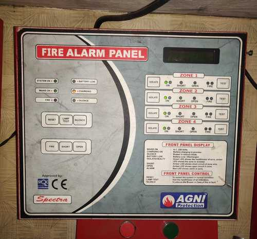 Fire Alarm Control Panel, Frequency: 50Hz