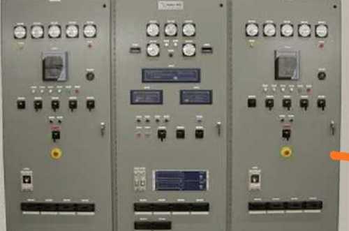 Generator Protection Panel Board