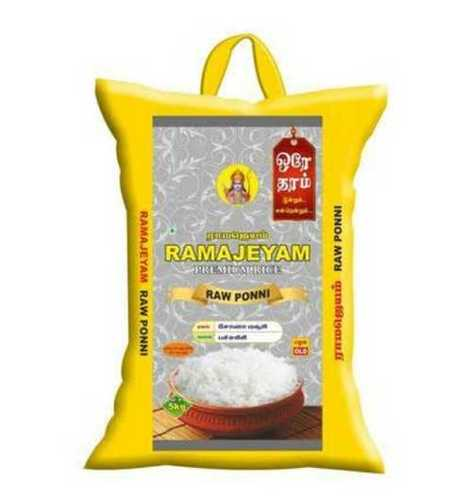 Gluten Free White Raw Ponni Rice