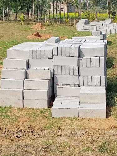 High Strength Concrete Brick