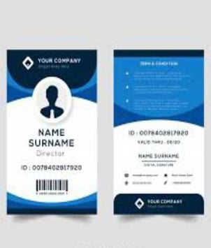 Id Cards For Office Use