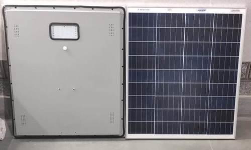 Integrated Solar Street Light 18W