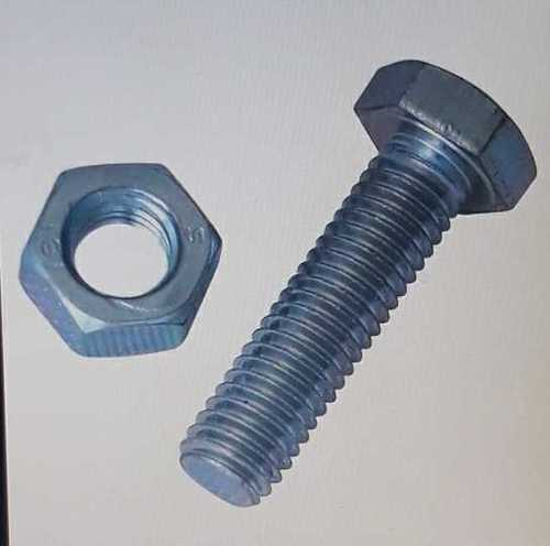 Mild Steel Nut Bolt