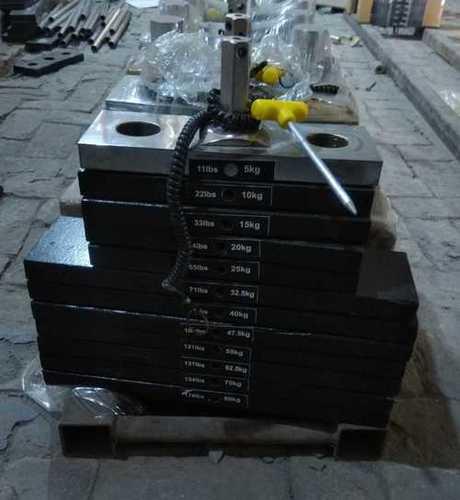 Mild Steel Weight Stack