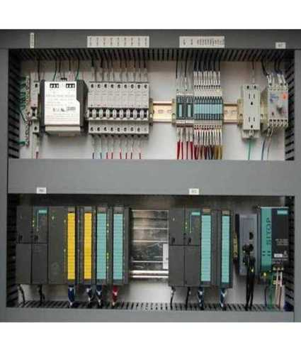 PLC Based Automation Panel