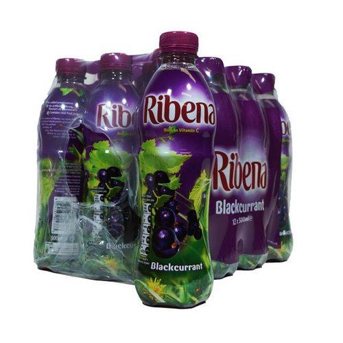 Ribena Blackcurrant Juice Drink Bottle 500ml