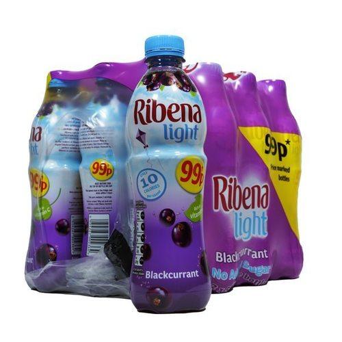 Ribena Lite Bottle 500ml