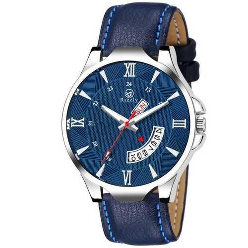 Seamless Design Waterproof Wrist Watch