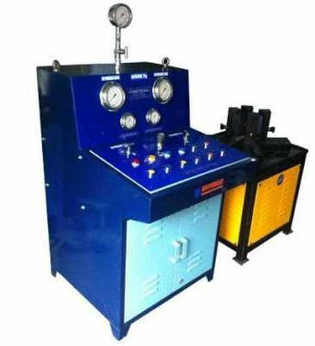 Semi Automatic Valve Testing Machine
