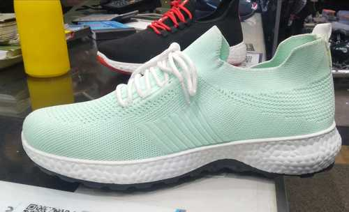 Sea Green Women Branded Sports Shoes at