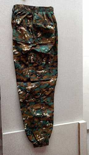 Army Lower In Camouflage Prints