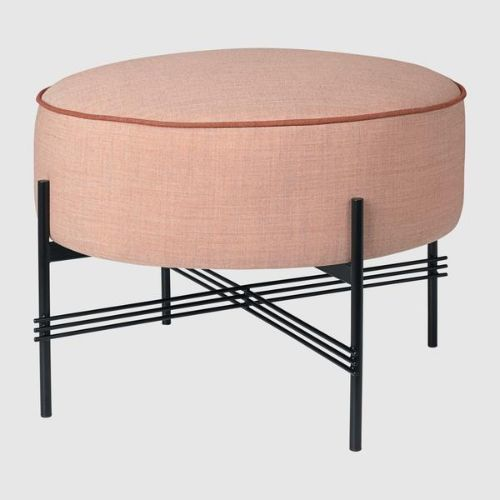 Classic Upholstery Stool