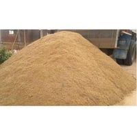 Dry Natural River Sand