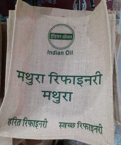 Eco Friendly Jute Bags, Gsm: 180-250