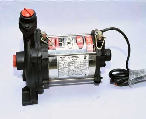 Electric Open Well Pump