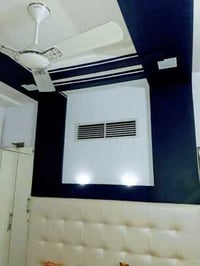 Epoxy Coated Air Conditioner Grills