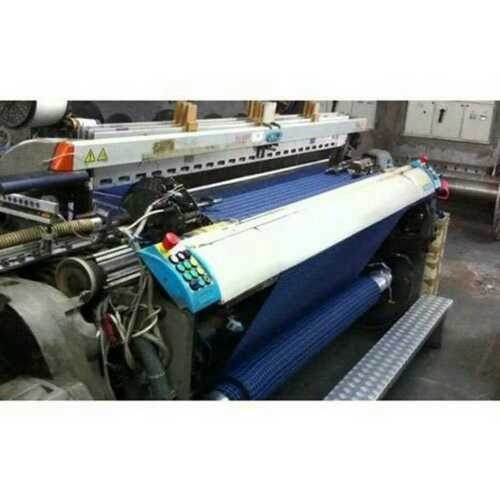 Fully Automatic Textile Weaving Machine