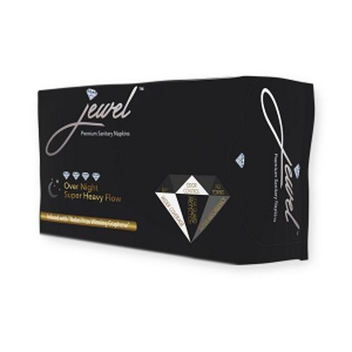 Jewel Premium Sanitary Napkins Super Heavy Flow