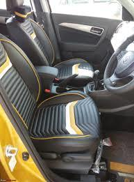 M Leather Car Seat Cover