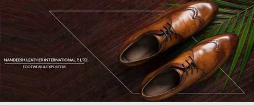 Men Formal Leather Shoe
