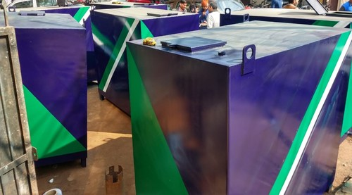 MS Fuel Storage Tanks