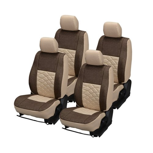 N Leather Car Seat Cover
